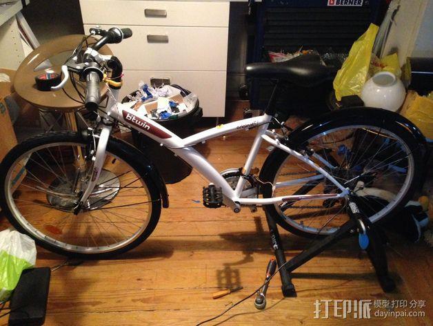 自行车控制器 3D模型  图12