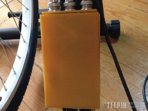 自行车控制器 3D模型  图16