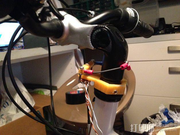 自行车控制器 3D模型  图13