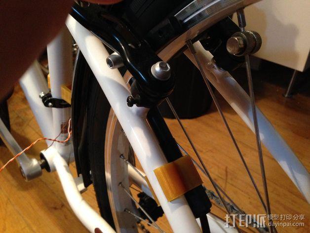 自行车控制器 3D模型  图14