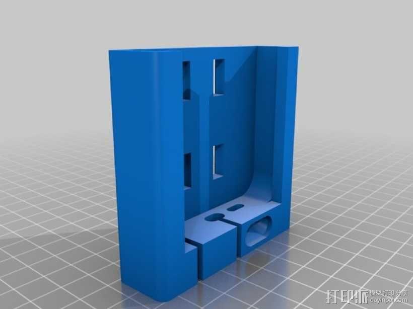 Iphone5适配器 3D模型  图1