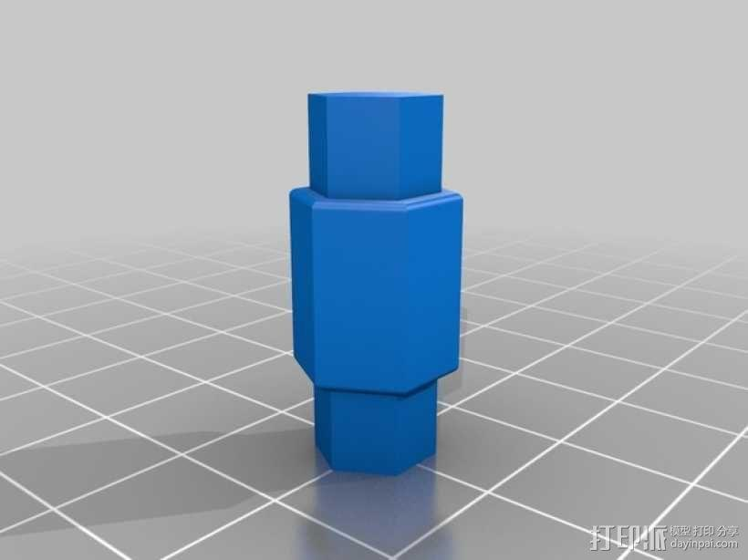 iPad支架 3D模型  图5