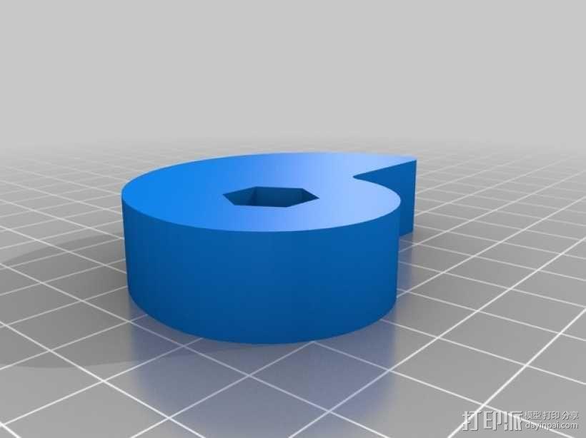 iPad支架 3D模型  图4