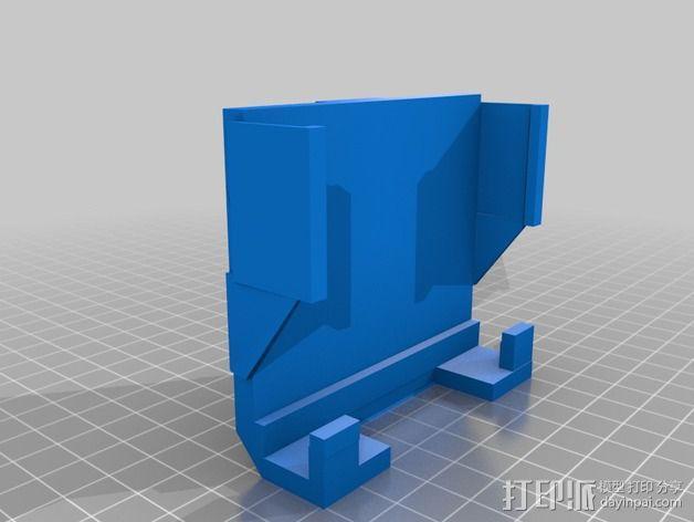 Galaxy Note 3支架 3D模型  图2
