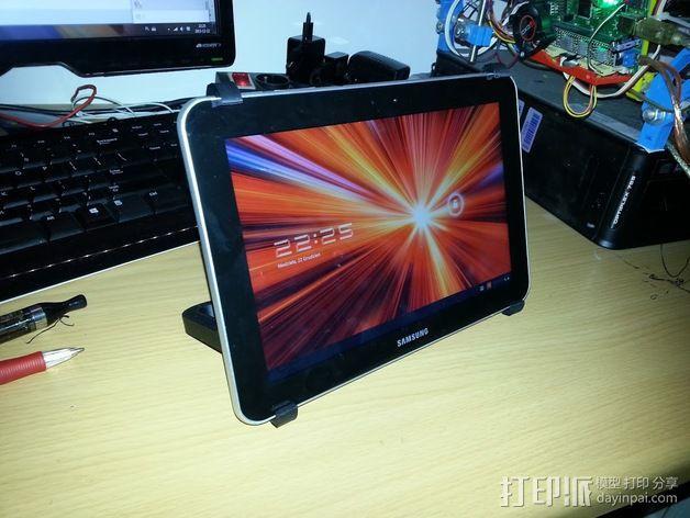 Galaxy Tab支架 3D模型  图3