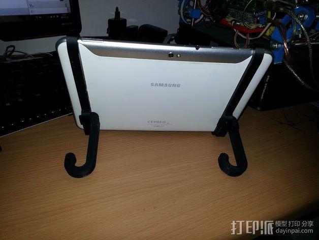 Galaxy Tab支架 3D模型  图4