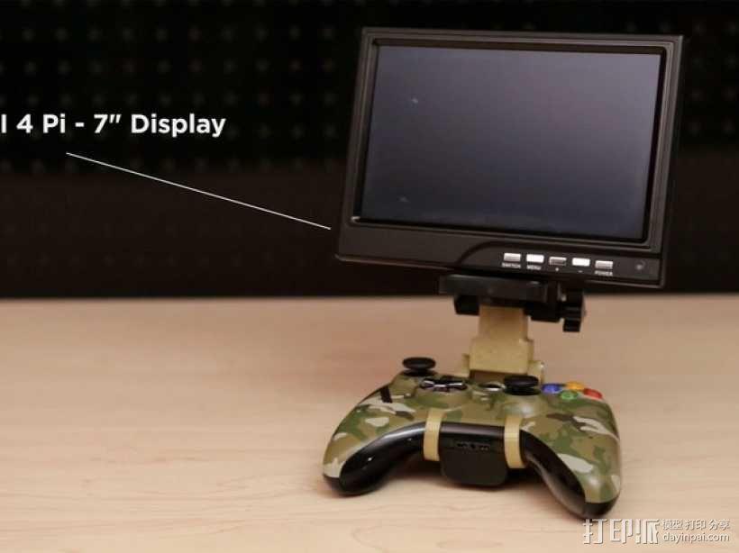 游戏挂载 3D模型  图1