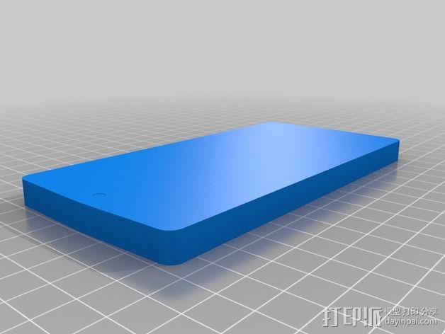 Nexus 5手机座 3D模型  图4