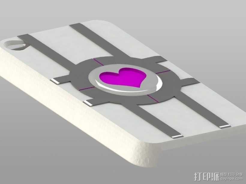 iPod Touch保护壳 3D模型  图1