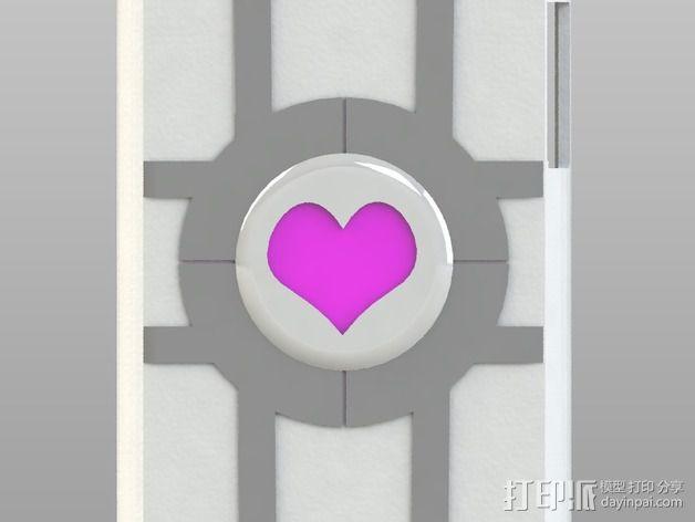 iPod Touch保护壳 3D模型  图2