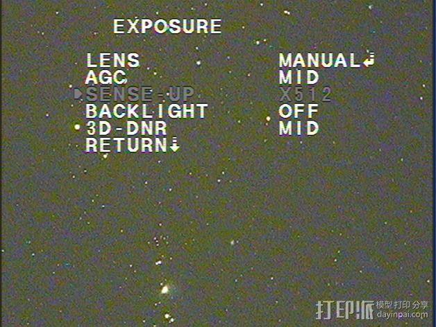 Canon EF镜头 3D模型  图5