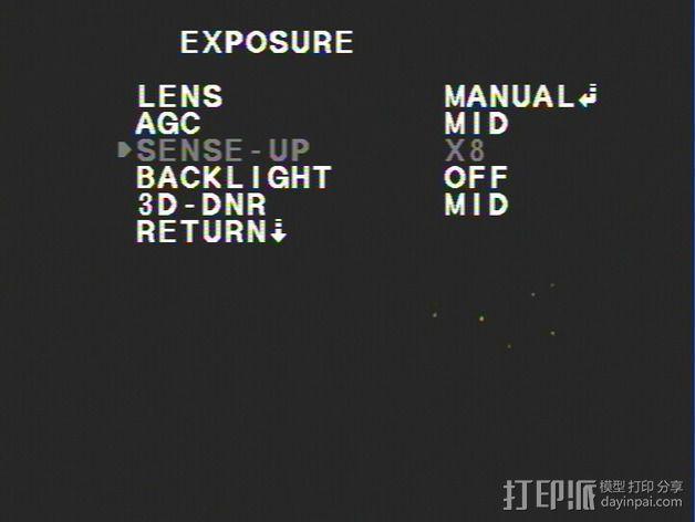 Canon EF镜头 3D模型  图7
