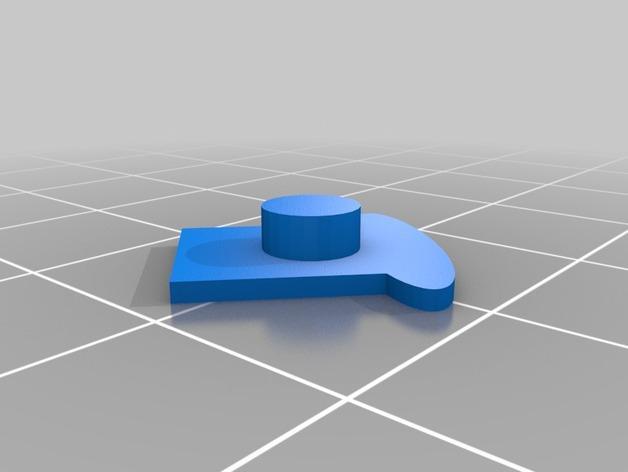 iPhone4S圣诞雪人手机壳 3D模型  图11
