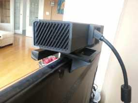 Kinect 2 电视适配器 3D模型