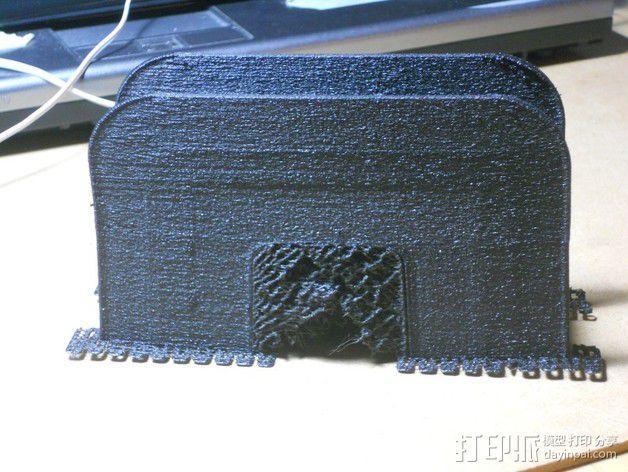 充电器保护壳 3D模型  图4