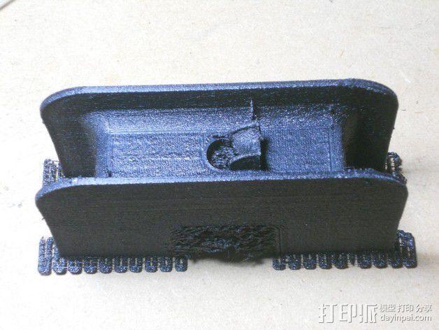 充电器保护壳 3D模型  图5