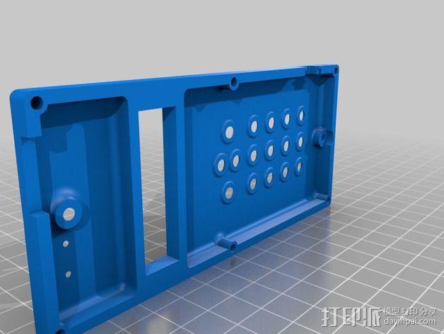 自制手机 3D模型  图2