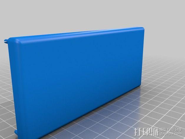 自制手机 3D模型  图3