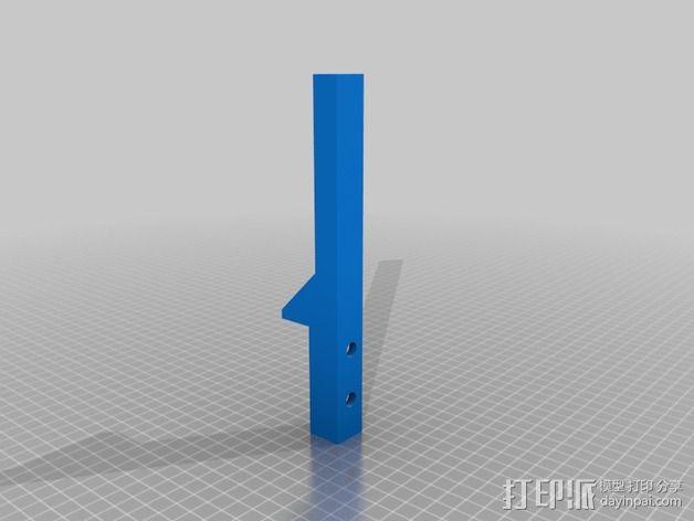 平板电脑支架 3D模型  图3