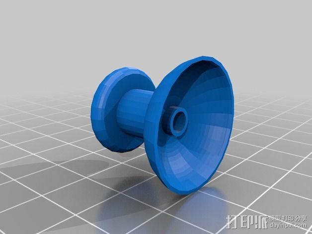 PS4 配件 3D模型  图2