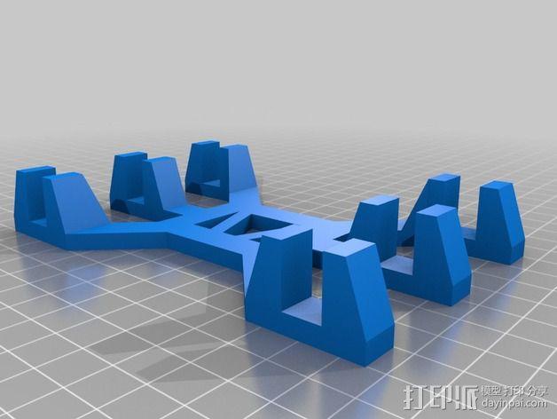 笔记本支架 3D模型  图3