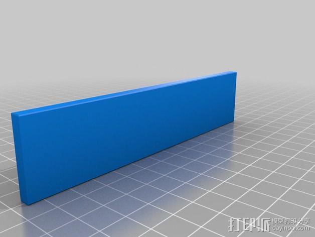 支架 3D模型  图3