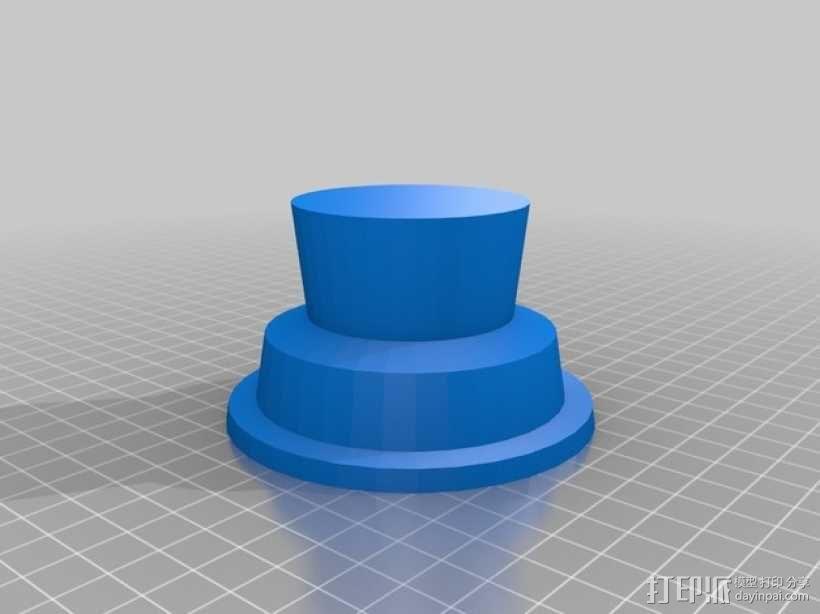 Team Fortress 2奖杯 3D模型  图5