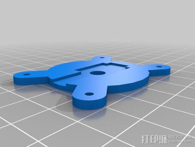 pinhole135迷你相机 3D模型  图4