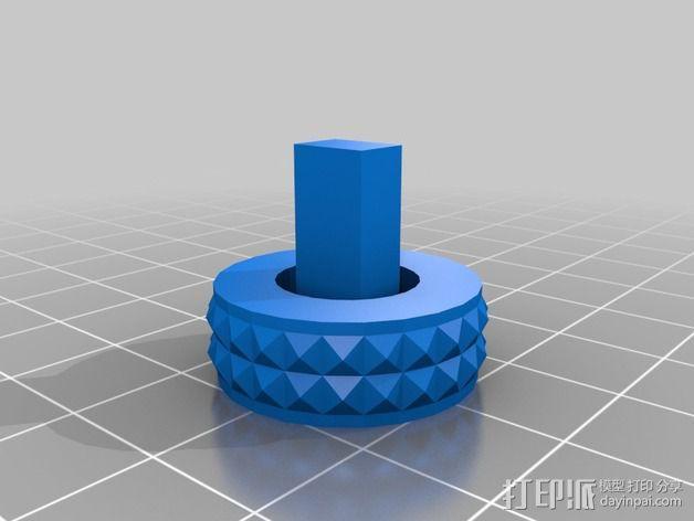 pinhole135迷你相机 3D模型  图5