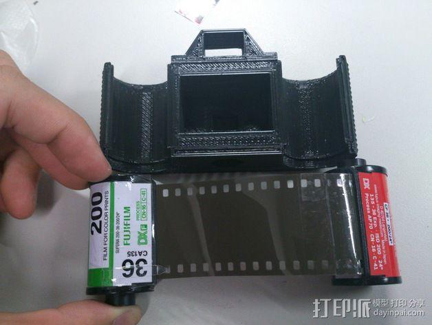pinhole135迷你相机 3D模型  图13
