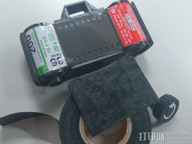 pinhole135迷你相机 3D模型  图14