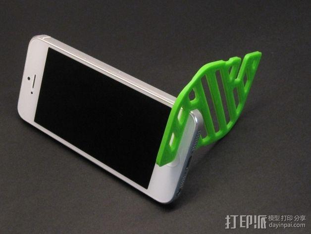 卡座 3D模型  图5