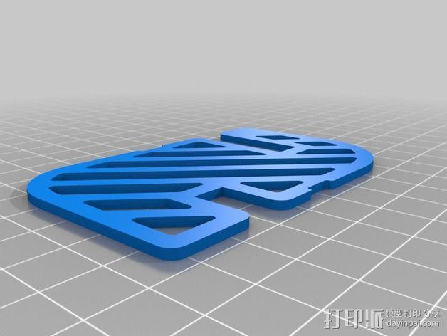 卡座 3D模型  图11
