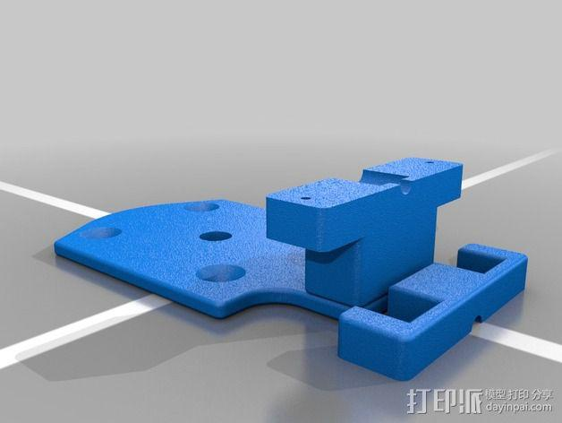 iPhone5手机座 3D模型  图2