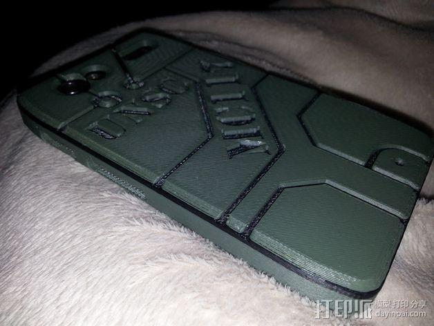 Motorola Droid Razer手机壳 3D模型  图4