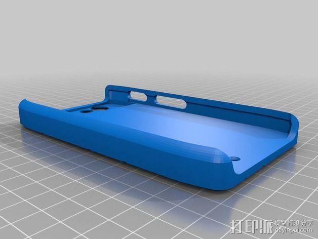 Motorola Droid Razer手机壳 3D模型  图2