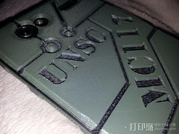 Motorola Droid Razer手机壳 3D模型  图5