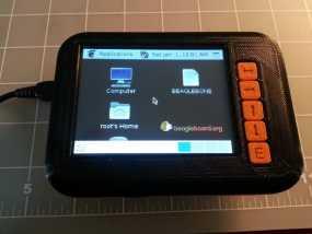 液晶平板保护壳 3D模型