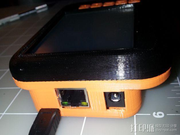液晶平板保护壳 3D模型  图3