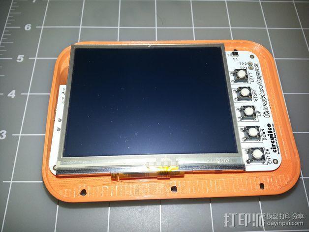 液晶平板保护壳 3D模型  图5