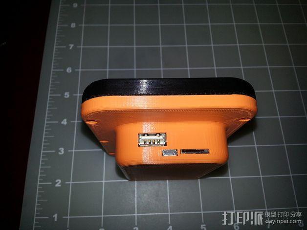 液晶平板保护壳 3D模型  图6