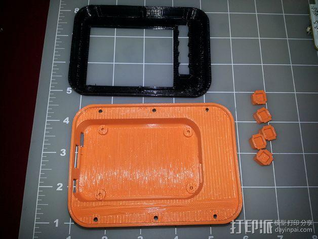 液晶平板保护壳 3D模型  图8