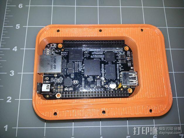 液晶平板保护壳 3D模型  图7