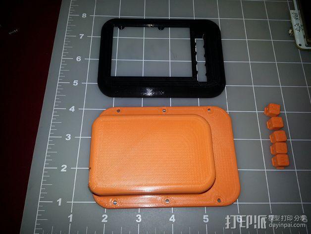 液晶平板保护壳 3D模型  图9