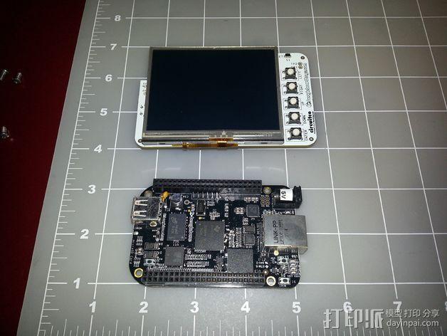 液晶平板保护壳 3D模型  图11