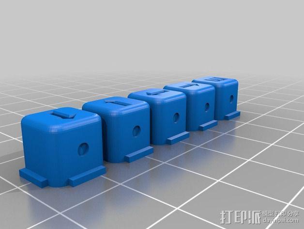 液晶平板保护壳 3D模型  图13