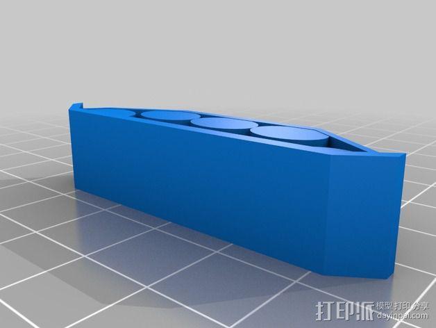 坦克摆件 3D模型  图5