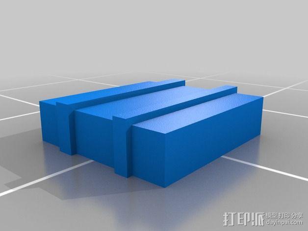 坦克摆件 3D模型  图8