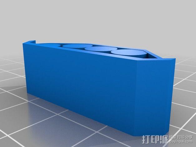 坦克摆件 3D模型  图11