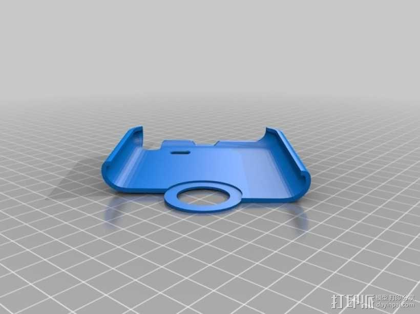 Note 2 手机壳 3D模型  图2